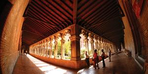 Le Cloître du musée des Augustins